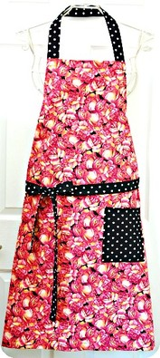 Couverture Apron English Rose