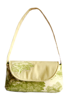 Silverlining Designs Demi Danille Bag Green Toile